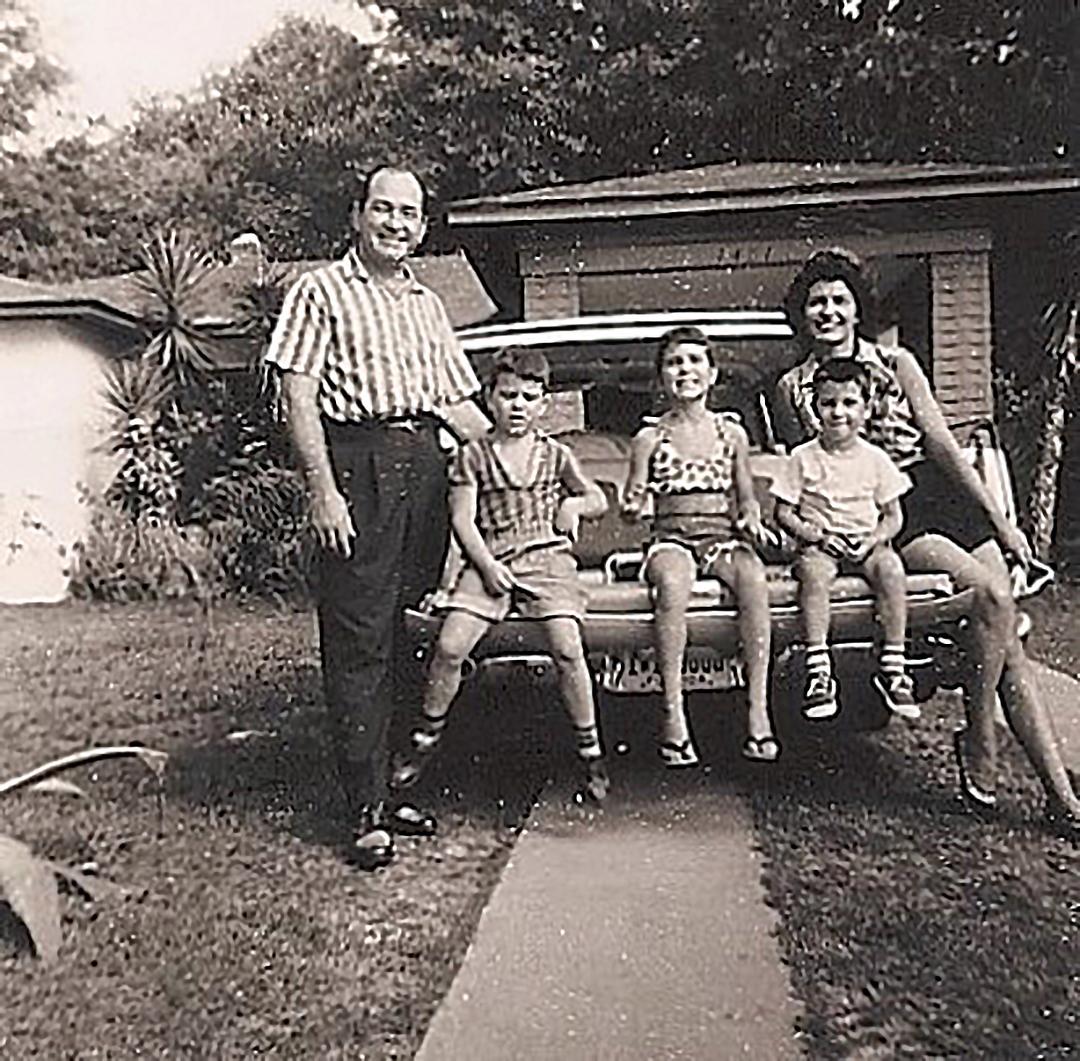 Spradley Family