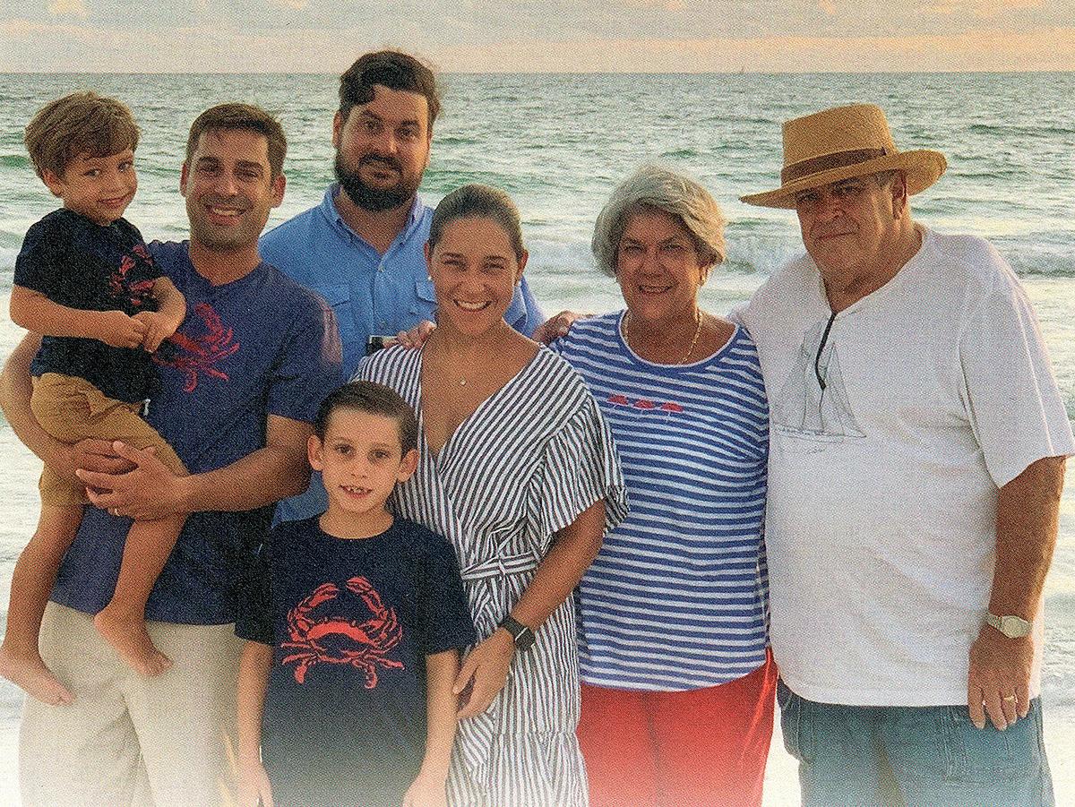 Bacallao Family